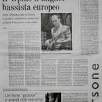 Simone Vignola - Intervista su Buongiorno Irpinia
