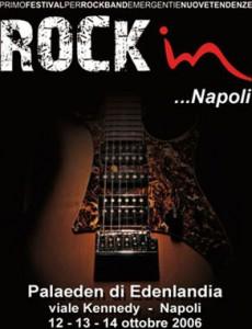 Rock in Napoli 2006