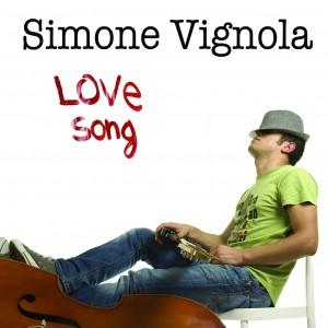 Simone Vignola - Love Song (front cover)