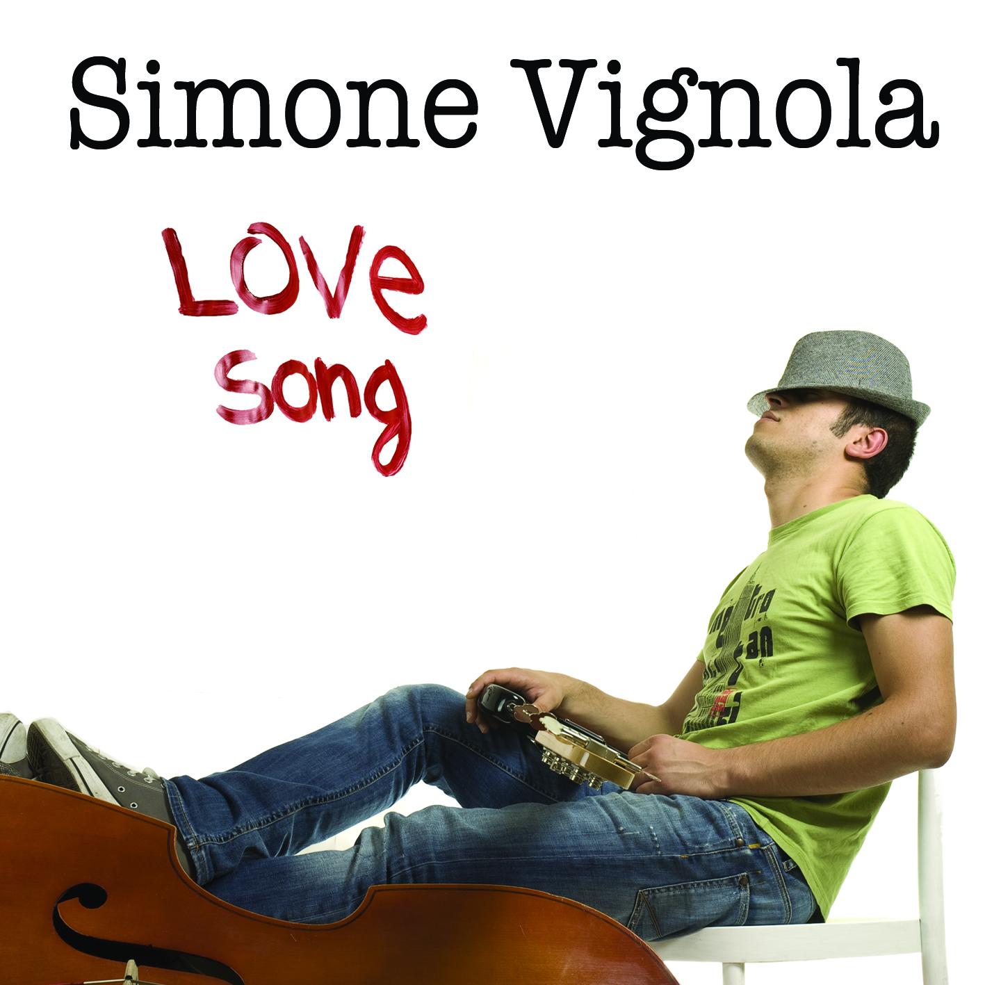 Simone Vignola - Love Song (front)