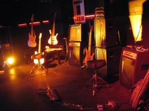 TC Electronic / Windmill Guitars stand