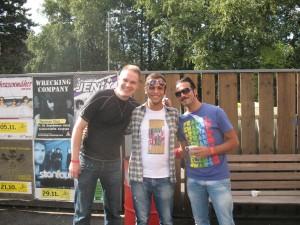 Simone Vignola Trio - European BassDay 2010 - Germany