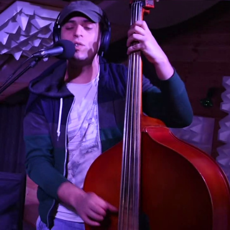 Simone Vignola Double Bass and Vocals