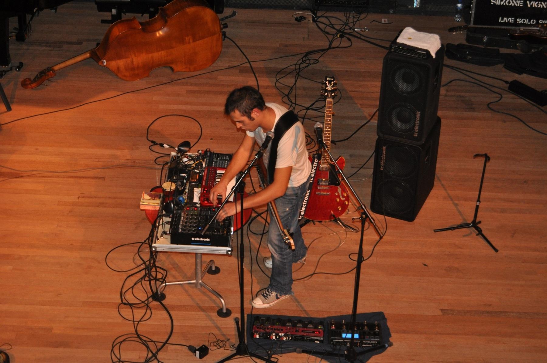 Vignola AmsterBASS 2010