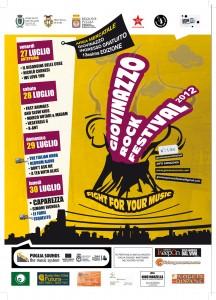 Giovinazzo Rock Festival Poster