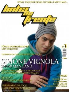 Linha de Frente (cover Simone Vignola)