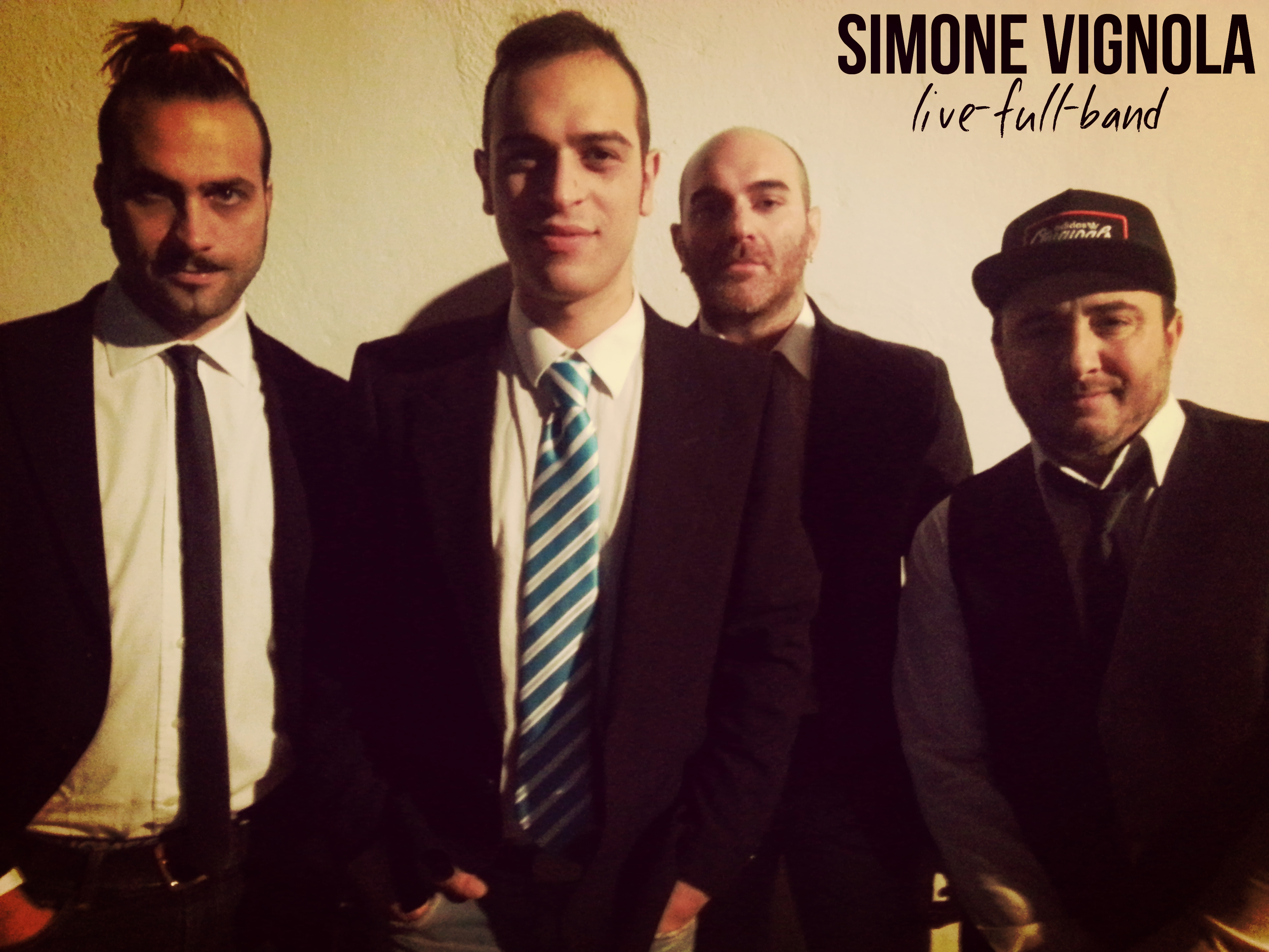 "Simone Vignola ""live-full-band"""
