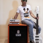 SIMONE VIGNOLA ORANGE Terror Bass 1000 + OCB 410