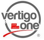web radio vertigo one logo